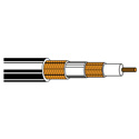 Belden Flex RG59 Type Triaxial Cable - Yellow - 1000 Foot