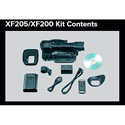 Canon XF205 Professional HD ENG Camcorder Special Offer Kit with Free BP-955 Battery & Shotgun Microphone