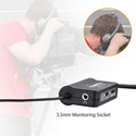 Comica CVM-AD1 LinkFlex XLR Interface Preamp Audio Adapter