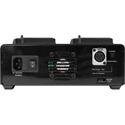 Core SWX FLEET-QM4S Digital 4 Position V-Mount Simultaneous Charger with TEST & SafeFly Modes