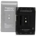 Core SWX PowerBase EDGE Small Form Cine V-Mount Li-Ion Battery Pack 49wh - 14.8v - Battery Pack Only