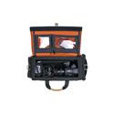 Porta Brace CS-DVO1R DV Organizer 20 x 9 x 10 Black with Red Accents
