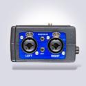 Beachtek DXA-SLR ULTRA Active XLR Adapter with Rails - for DSLR Cameras