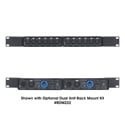Elation RDMX6S 6-Way RDM/DMX Datasplitter Featuring a 5pin XLR Input 5pin XLR Thru Output (6) 5pin XLR Outputs