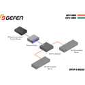 Gefen EXT-IP-2-RS2322 IP to Dual RS-232 Converter
