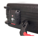 Gator GTSA-MIC15 TSA ATA Molded Case w/ Drops for (15) Mics
