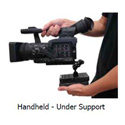 IDX TA-CA214 Support System for Smaller Camcorders - 1/4 Inch Screw