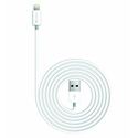 Kanex K8PIN4F Charge and Sync Cable with Lightning Connector 4FT (White)