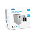 LaCie 9000317 8TB 2big Quadra USB 3.0