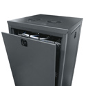 Middle Atlantic RCS-1824 18U 24 Inch Deep Residential Configured Rack System