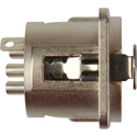 Neutrik NC3FD-L-1 3-Pin Female XLR Panel/Chassis Mount Connector - Latching