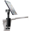 On-Stage Stands TCM9263 iPad Mini Snap-On Cover w/ Table Clamp