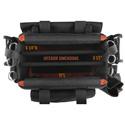 Portabrace AO-1XBH Audio Organizer Includes AH-2H Harness (no strap) Multiple Setups Small - Black
