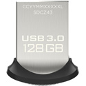 Sandisk SDCZ43-128G-A46 Ultra USB 3.0 Flash Drive - 128GB