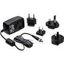 Sescom SES-X-FA2 Portable Battery Operated 2-Channel Mic & Line Level Audio Over Single Fiber Extender Kit