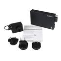 StarTech ET90110SC2 10/100 Mbps Multimode Fiber Media Converter - SC - Up to 2 km