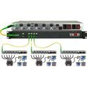 Thor Fiber F-LB61-CWDM-TxRx CWDM Optical Transmitter & Receiver kit for 6 L-Band RF channels over single fiber for MDU