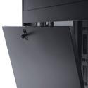 Tripp Lite SR42UBWDVRT 42U Rack Enclosure Server Cabinet 30 Inch Wide with 6 Foot Cable Manager