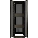 Tripp Lite SR42UBZ4 Tripp Lite 42U Rack Enclosure Server Cabinet w/ Doors & Sides Seismic