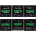 Tripp Lite SU3000RTXLCD3N SmartOnline 120V 3kVA 2.7kW Double-Conversion UPS 3U Rack/Tower Extended Run
