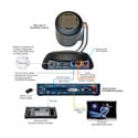 Vaddio 999-9916-000 RoboSHOT30 QDVI - 30X Camera & Quick-Connect DVI/HDMI SR