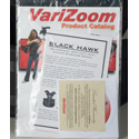 Varizoom VZ-BLACKHAWKAB Black Hawk Stabilizer System for Broadcast
