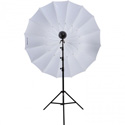 Westcott 4632 7ft White Diffusion Parabolic Umbrella