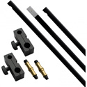 Westcott 9017 Background Support Cross Bar & Clips