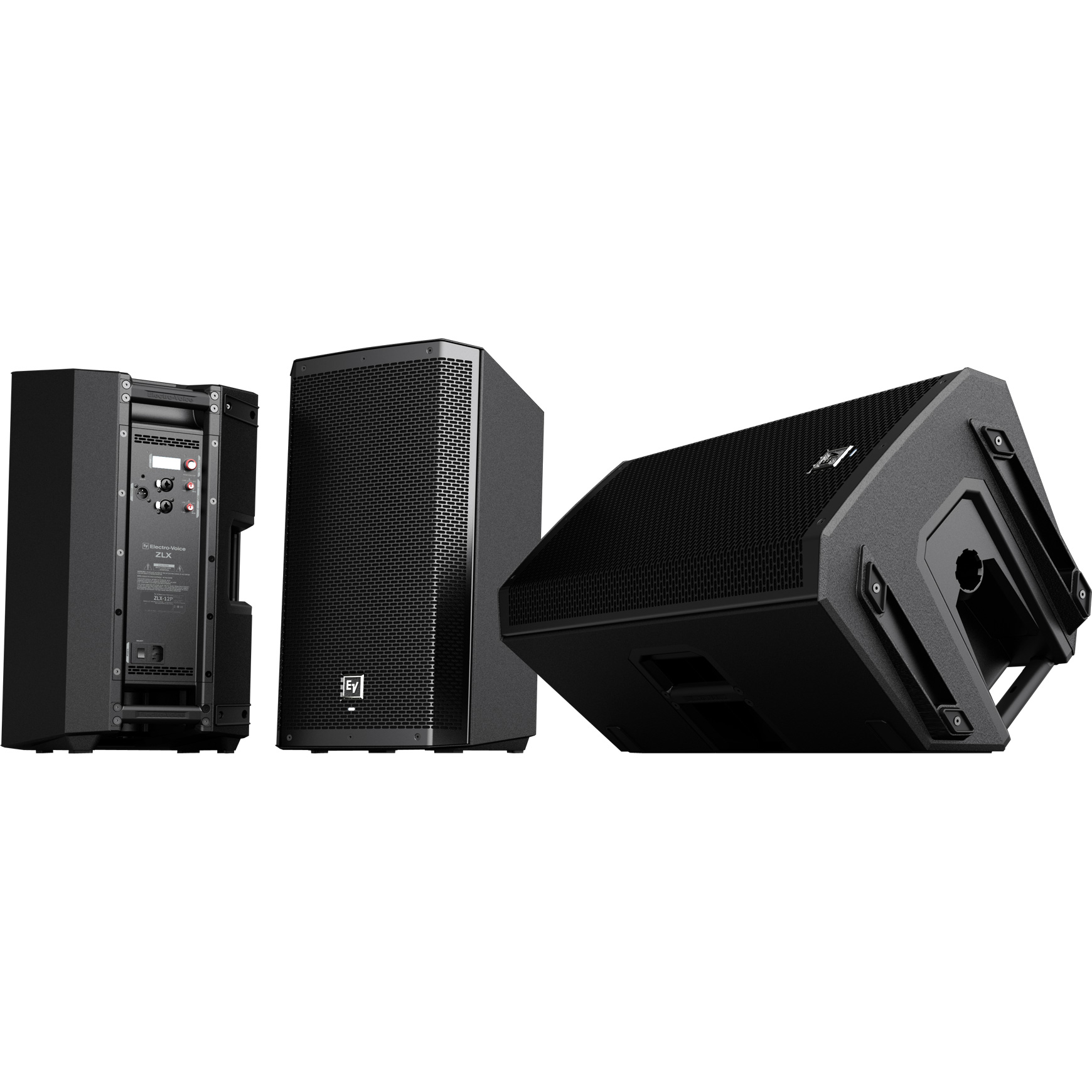 electro voice zlx 15p 15 inch two way powered loudspeaker. Black Bedroom Furniture Sets. Home Design Ideas