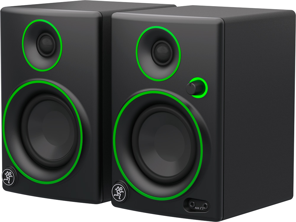 Mackie Cr3 3 Inch Creative Reference Multimedia Monitors