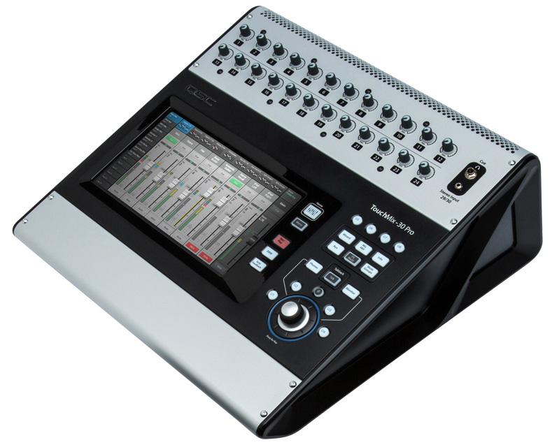 Qsc Touch Mix : qsc touchmix 30 pro 32 channel professional compact digital mixer ~ Vivirlamusica.com Haus und Dekorationen