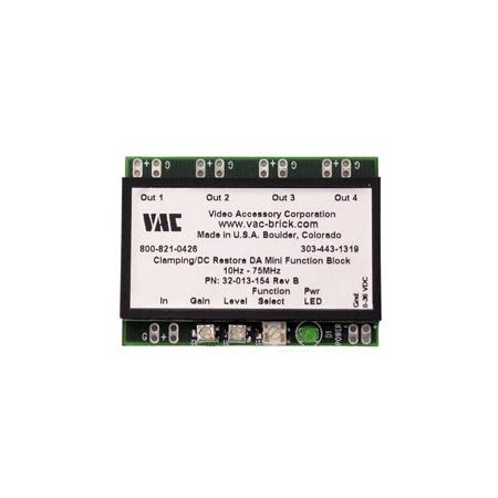 VAC 32-013-154 1X4 Composite Video DA 32-013-154
