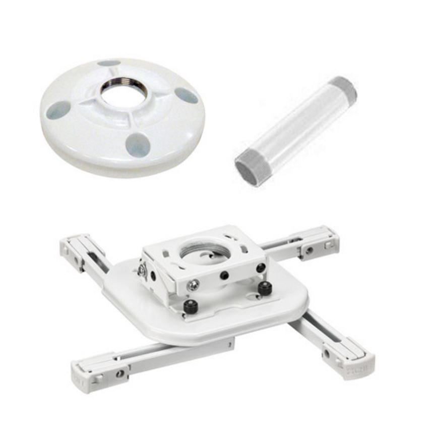 Chief KITAD003W Preconfigured Projector Ceiling Mount Kit