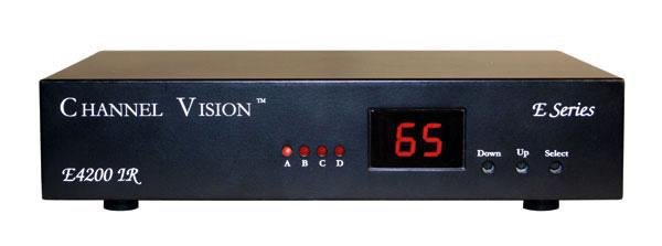 Channel Vision E4200IR Digital RF Modulator E4200IR