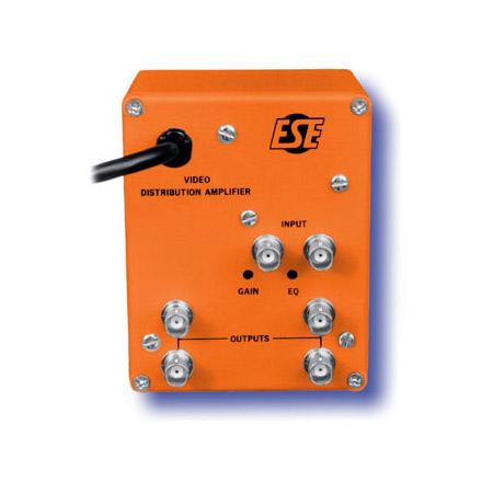 ESE ES-207A 1x4 Video Distribution Amplifier ES 207A