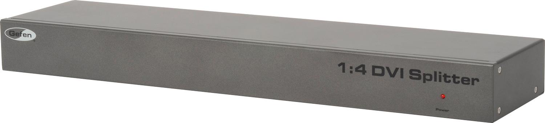 Gefen EXT-DVI-144N 1:4 DVI Distribution Amplifier EXT-DVI-144N