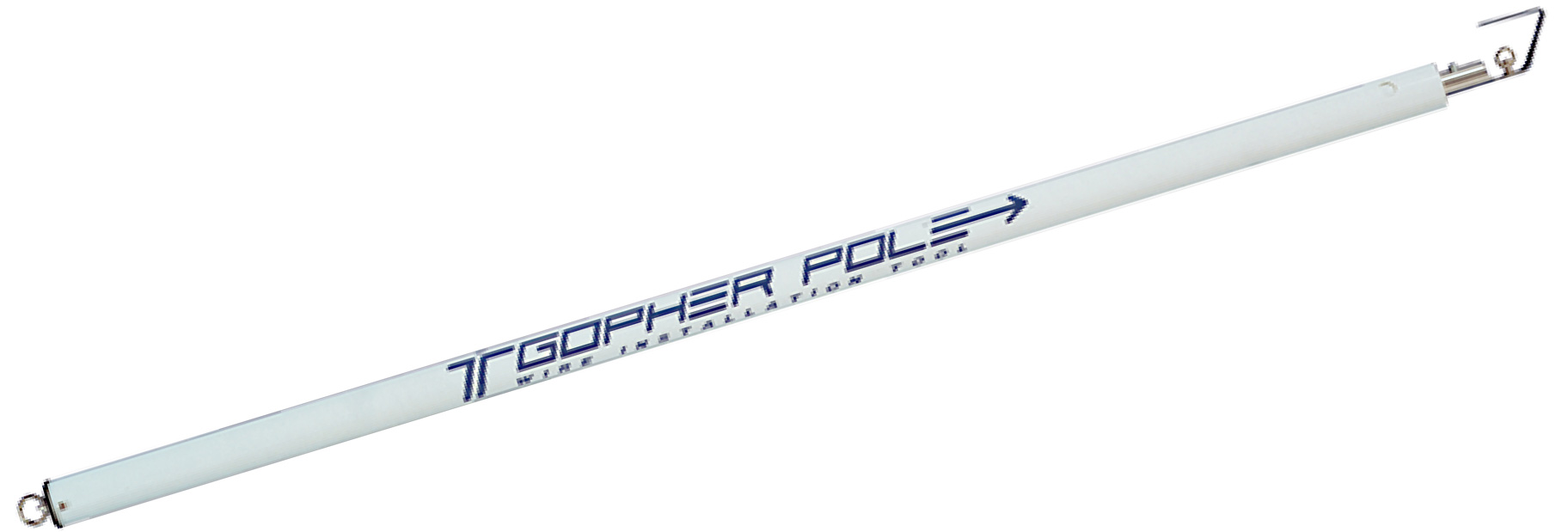 Gopher Pole Telescoping Wire Installation Tool GO-POLE