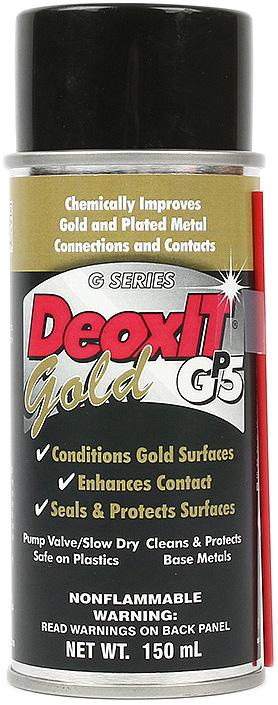 CAIG Laboratories DeoxIT ProGold 25 Percent Pump Spray GP5S-6