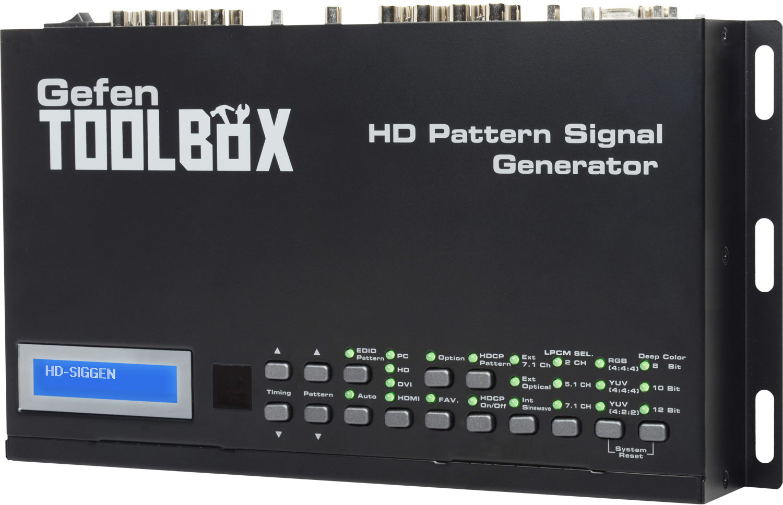 Gefen GTB-HD-SIGGEN ToolBox HD Pattern Signal Generator GTB-HD-SIGGEN