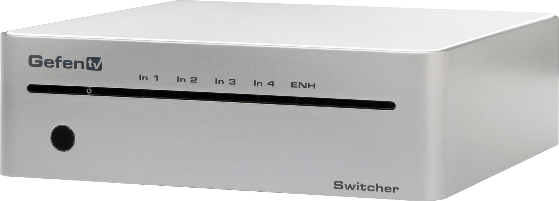 GefenTV GTV-HDMI1.3-441N 4x1 HDMI Switcher GTV-HDMI13-441N