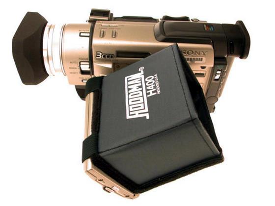Hoodman H-400 3.5in-4in Hood H400