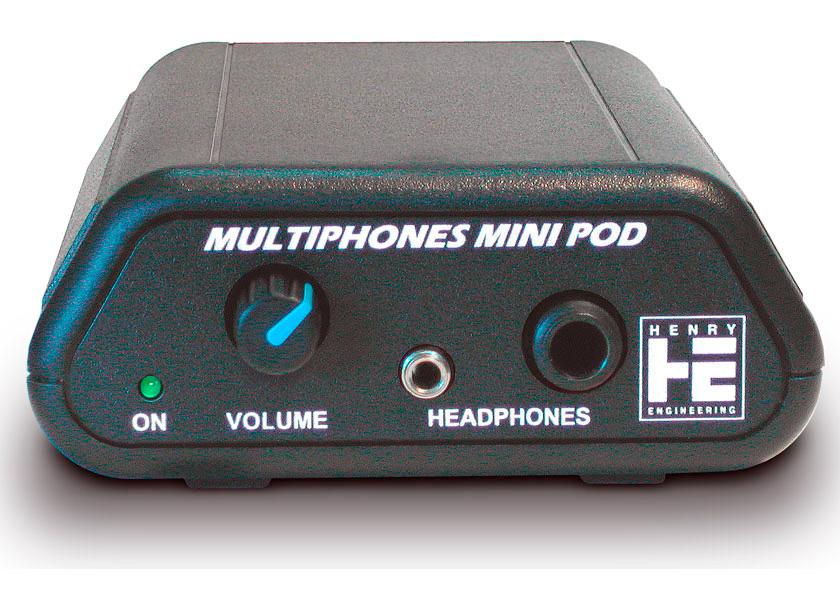 Henry Engineering Minipod Power Supply HE-MINIPOD-PS