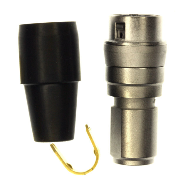 Hirose HR10A-10J-12P 12-Pin Male Push-Pull Connector with 10mm Female