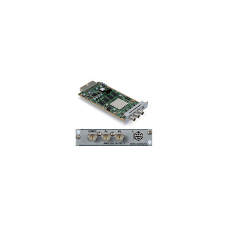For-A HVS-30HSAO Analog Video Output Card HVS-30HSAO