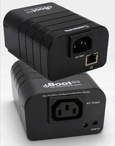 Dataprobe IBOOT-G2 Web Controlled Remote Reboot Power Switch IBOOT-G2