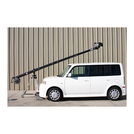 JonyJib2 15 Foot Camera Jib Arm with Rear Control Center and 100mm Mou