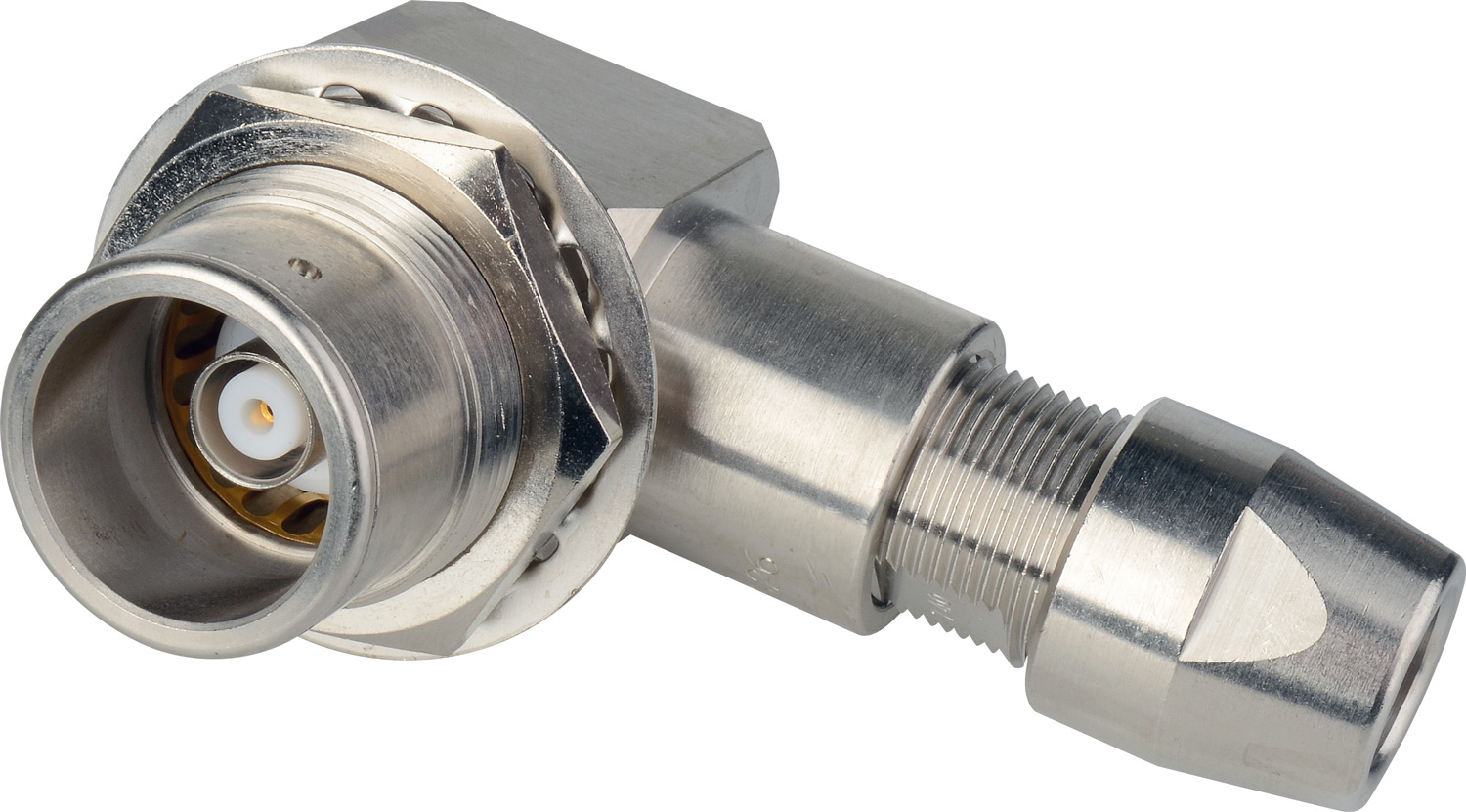 Kings Right Angle Triax Connector KC-7702-12