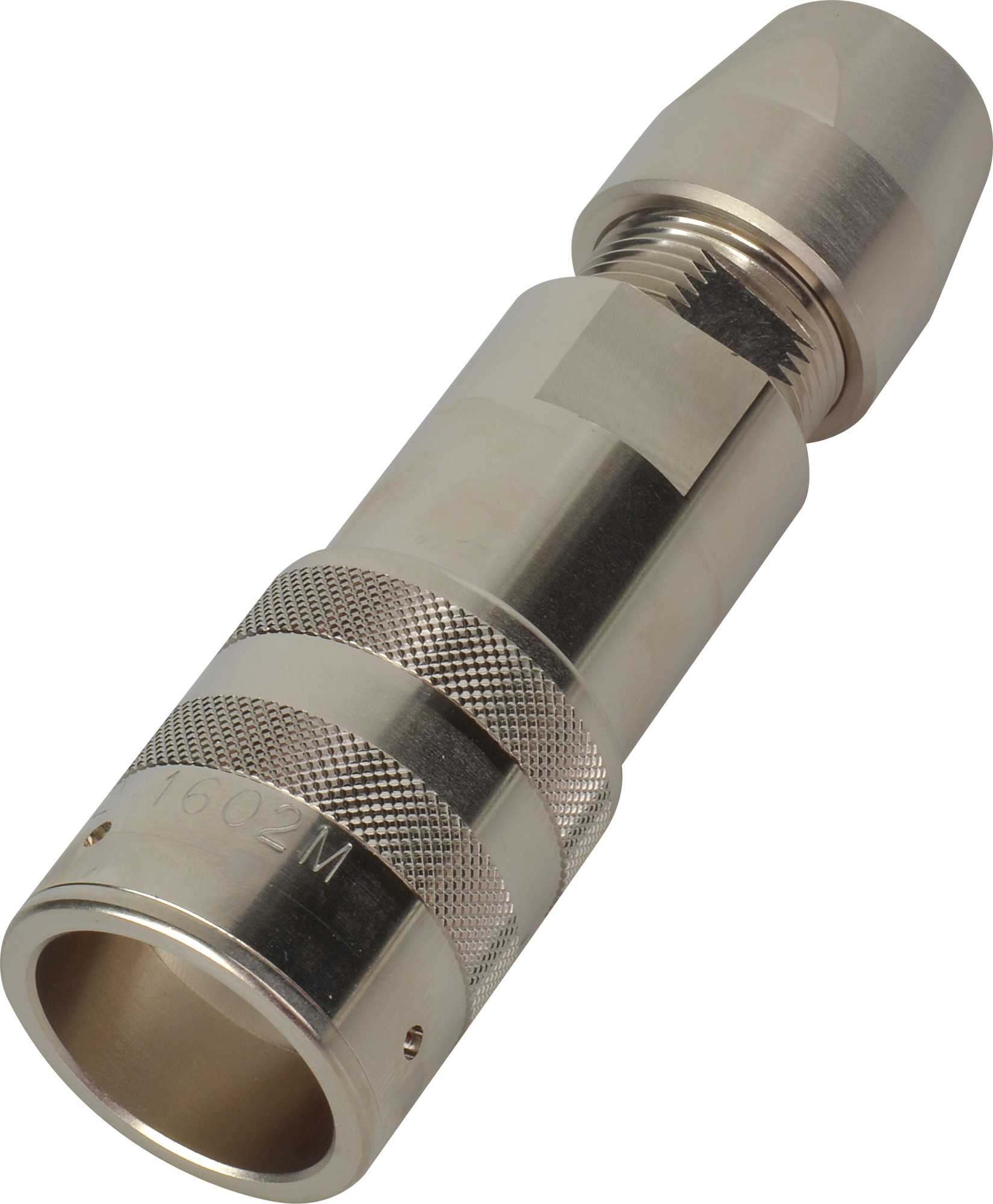 Kings 7703-2 Tri-Loc Female Cable End for Belden 9267 and 1857A
