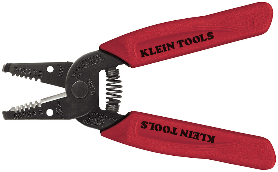 Klein Tools Stranded Wire Stripper for 16-26 gauge KLT-11046