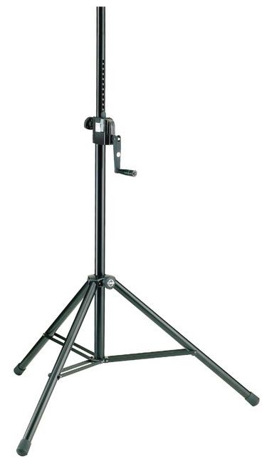 K&M 21300-009-55 Speaker Stand with Crank KM-21300-009-55